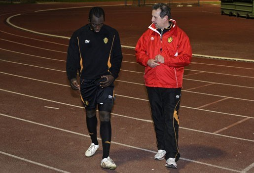 Romelu Lukaku mist ook match tegen Azerbeidzjan