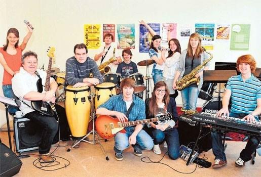Leerlingen muziekacademie bereiden zich voor op Popsolutely