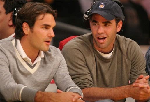 Federer evenaart Sampras met 762 overwinningen