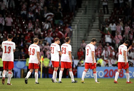Poolse voetballers verloren na orgie tegen Litouwen