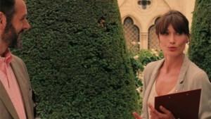 Carla Bruni dan toch te zien in film Woody Allen