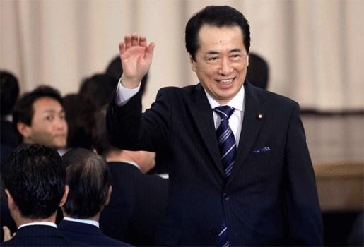 Japanse premier opnieuw naar rampgebied