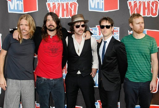 Beluister het nieuwe album van de Foo Fighters