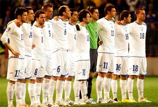 Bosnische voetbalbond geschorst wegens te veel voorzitters