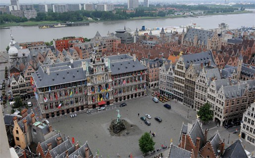 Stad vernieuwt centrale as in historische binnenstad