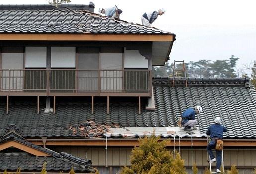Zwaarste naschok in Japan eist drie doden en honderdtal gewonden