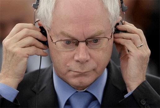 Herman Van Rompuy nog geen ereburger Sint-Genesius-Rode