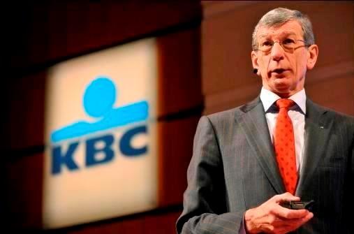 Topman KBC vangt 1,2 miljoen euro