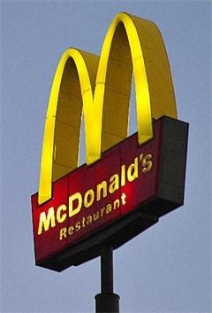 MacDonald's haalt Ronald McDonald van onder het stof