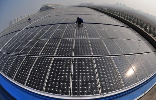 Grote zonneparken krijgen cadeau van 5,5 miljoen euro