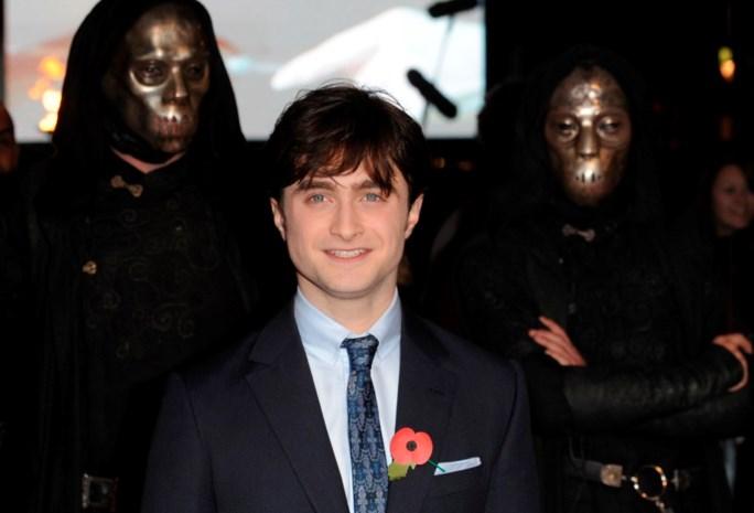 'Harry Potter'-ster wilde komiek worden