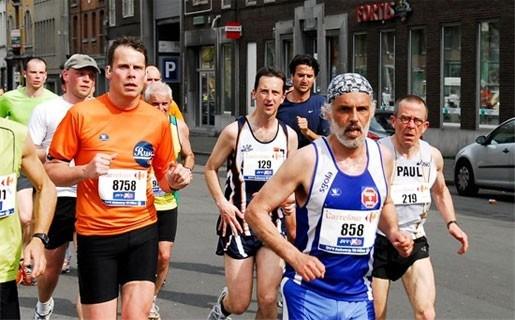 Voorbereiding op DVV Antwerp Ten Miles: Week 9
