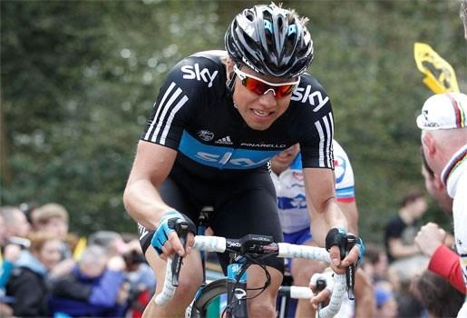 Boasson Hagen zes weken out door val in Scheldeprijs
