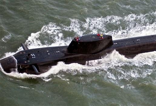 Dodelijke schietpartij op Britse nucleaire onderzeeër