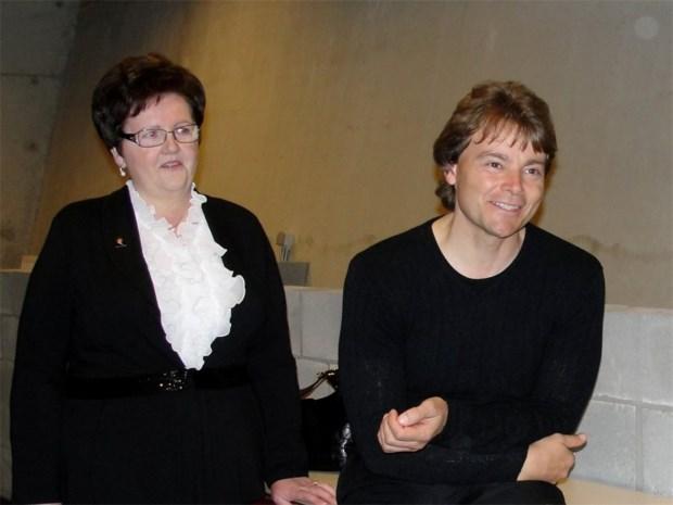 Fans brengen Rudy Giovannini naar Zwaneberg