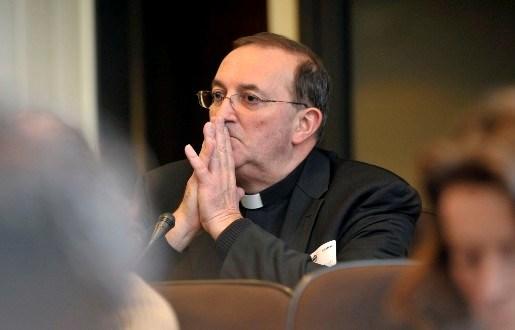 """Bisschop Harpigny: """"Hier spreekt een man die ziek is"""""""