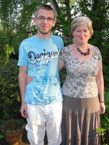 """Renée Van Tricht wil meer orgaandonors en voert actie """"Heist doneert"""""""
