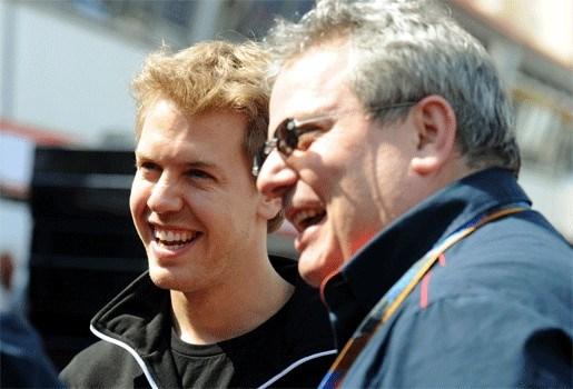 """""""Sebastian Vettel van zelfde klasse als Ayrton Senna"""""""