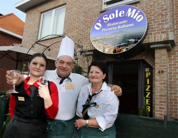 O' Sole Mio : nieuw Italiaans restaurant