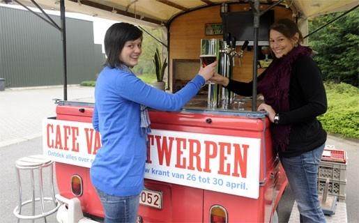 Vanavond gratis bier in GVA-gebouw op Linkeroever