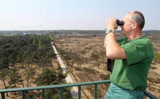 Provincie roept alarmfase rood uit in bossen en natuurgebieden
