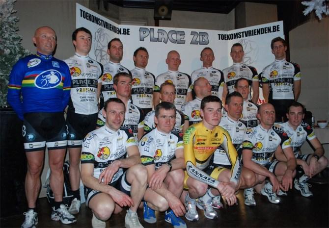 Toekomstvrienden Cycling Team groeien