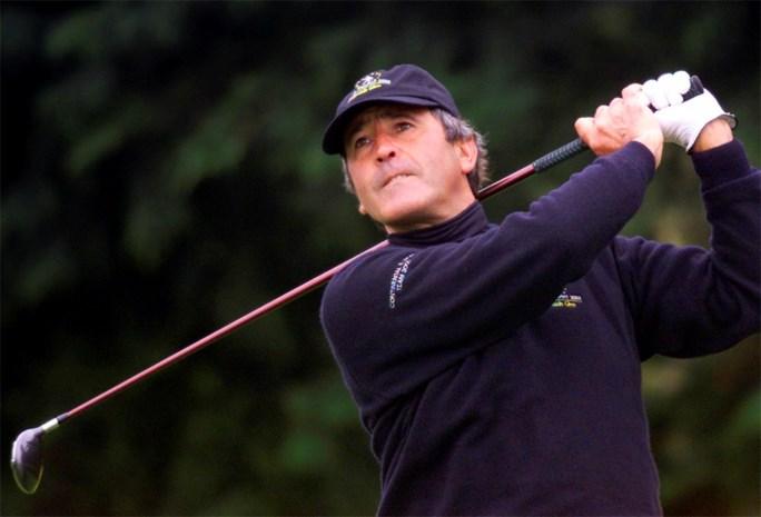 Spaanse golflegende Ballesteros (54) overleden