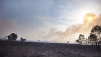 Vuur onder controle in Meeuwen