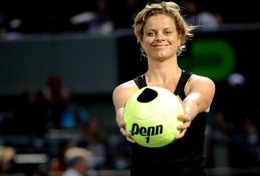 Kim Clijsters blijft tweede op WTA-ranking