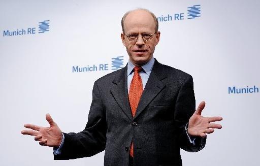Natuurrampen zware last voor Munich Re
