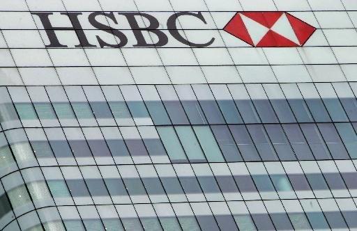 HSBC ziet winst dalen