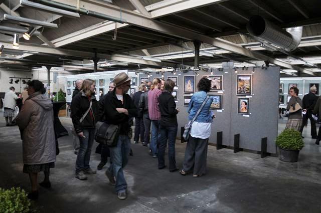 Digitale Fotografiegroep exposeert in Splichal