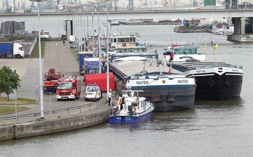 Lijk gevonden in Antwerpse haven