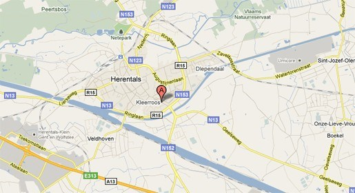 Verdacht overlijden in Herentals