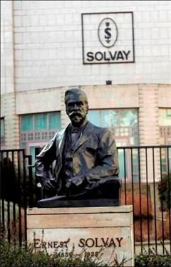 Solvay boekt 86 miljoen euro winst