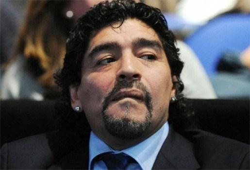 Maradona speelt galawedstrijd tegen Tsjetsjeense regering