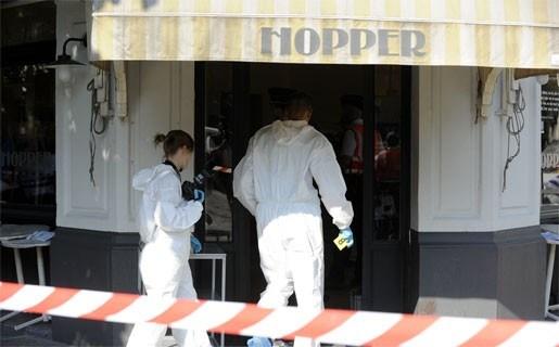 Verdachte schietpartij café aangehouden