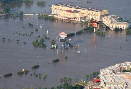 Mississippi is officieel rampgebied