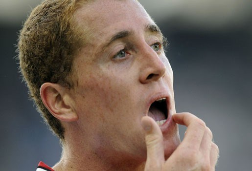Gill Swerts (Feyenoord) zes maanden out