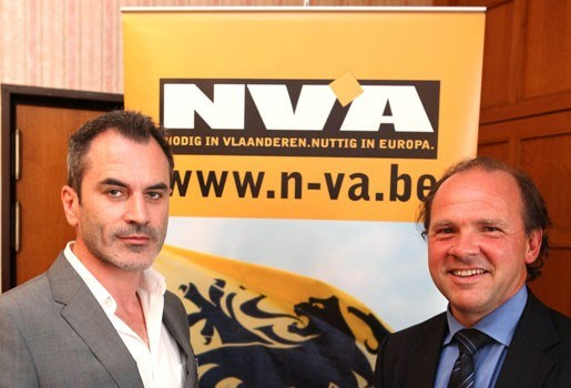 N-VA haalt Guy Van Sande aan boord
