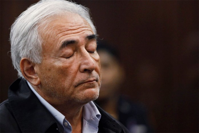 Dominique Strauss-Kahn dient ontslag in als directeur-generaal IMF