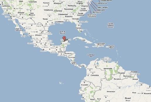 7 Mayasteden op Mexicaans schiereiland