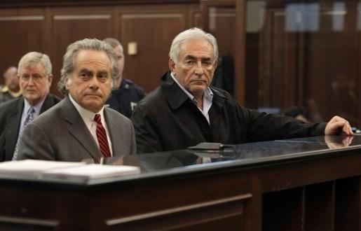 Lichaamssappen gevonden in hotelkamer Strauss-Kahn