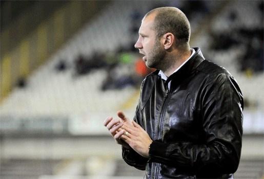 """""""Tevreden"""" Cercle Brugge wil Bob Peeters langer aan zich binden"""