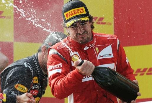 Ferrari en Fernando Alonso verlengen samenwerking