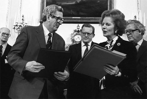 Oud-premier Ierland FitzGerald (85) overleden
