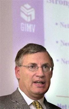 GIMV boekt vijftien procent meer winst