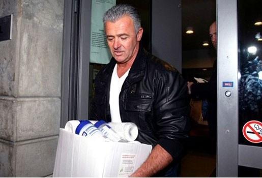 Danny Vanhamel verdiende 25.000 euro aan drugshandel in gevangenis