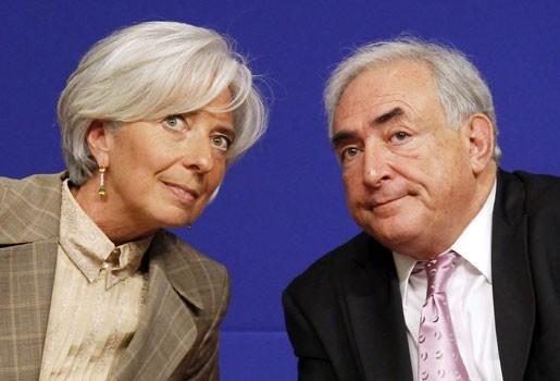 """Barroso wil """"sterke Europese kandidaat"""" aan hoofd IMF"""