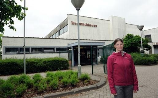 Sporthal gaat tegen de grond voor renovatie